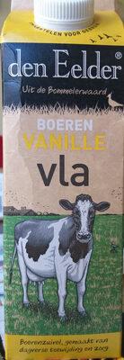 Den Eelder boeren vanille vla - Product - nl