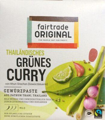 Thailändisches grünes Curry - Product - en