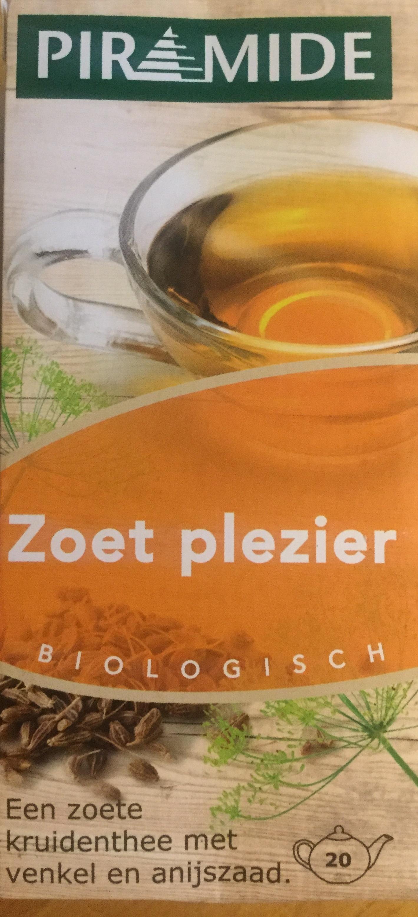 Zoet plezier - Product - nl