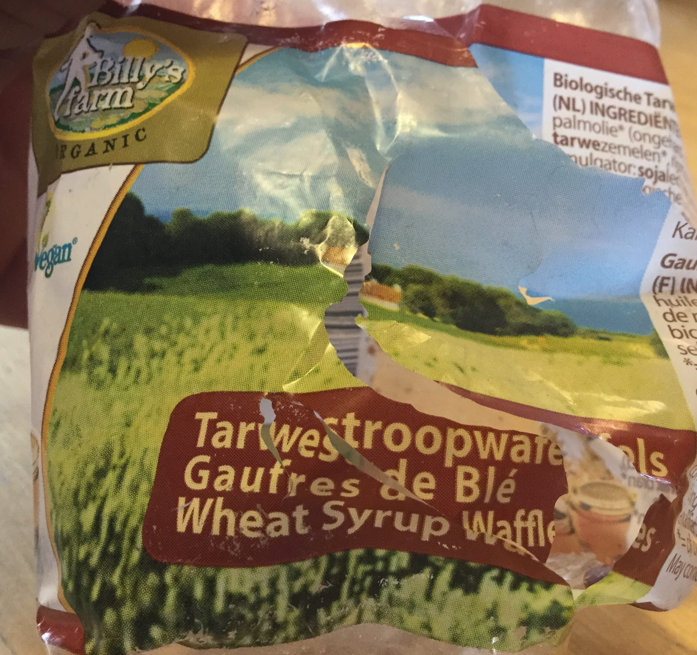 Tarwestroopwafels - Product - nl