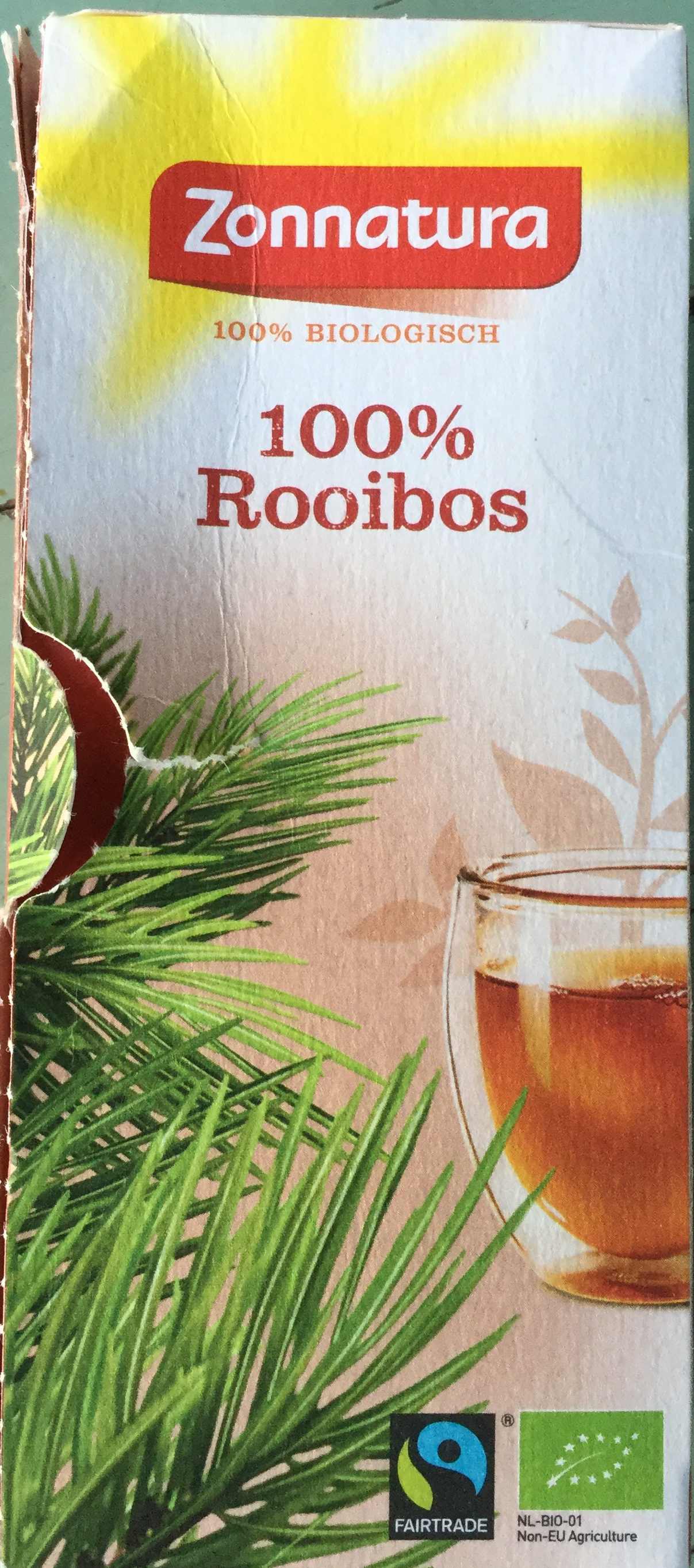 100% Rooibos - Product
