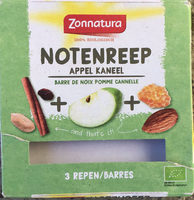 Notenreep appel kaneel - Product