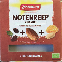 Notenreep amandel - Product