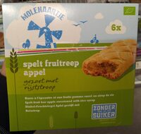 Spelt fruitbar appel - Product - nl
