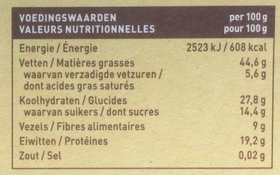Pit & notenreep pecan vanille - 2