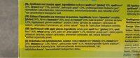 Vbbb - Nutrition facts - nl
