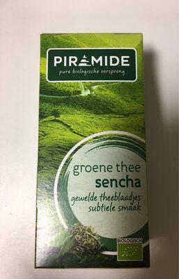 Groene thee - Produit - fr