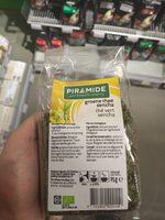 Thé vert Sencha - Product - nl