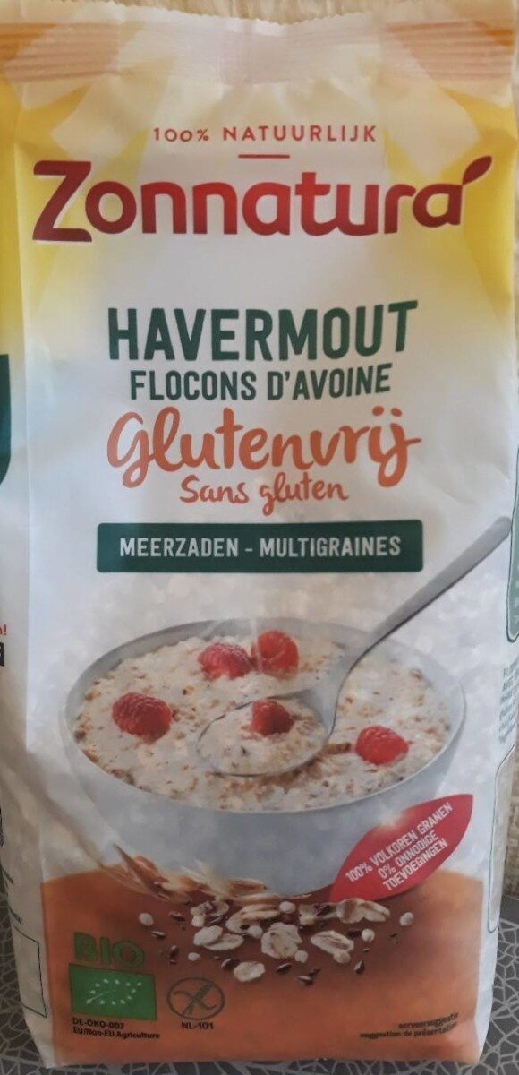 Flocons d'avoine sans gluten - Product - fr