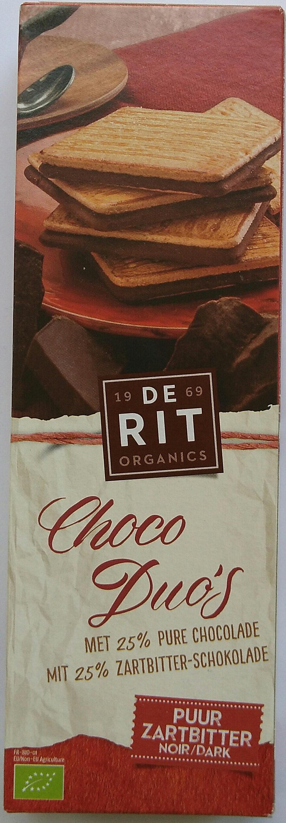 Choco Duo's - Produkt - de
