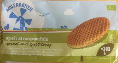 Spelt stroopwafels - Product