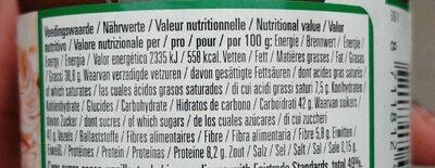 Pâte à Tartiner Au Cacao & Noisettes Bio Chocoreale - - De Rit - Ingredients - fr