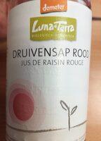 Jus de raisin rouge - Prodotto - fr