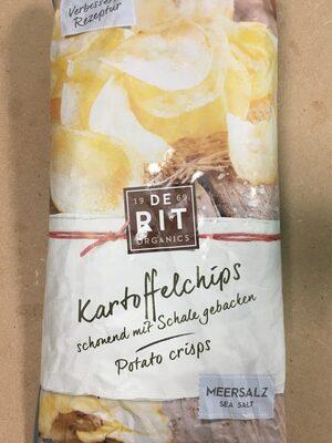 Kartoffelchips Meersalz - Produkt - fr
