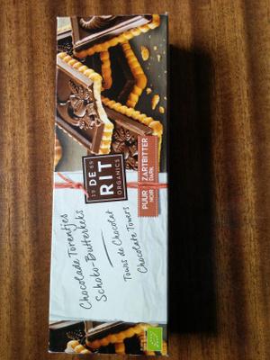 De Rit Tours de chocolat - Product - en