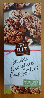 Double chocolate chip cookies - Produkt