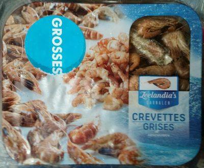 Crevettes grises - Produit