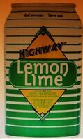HighWay Lemon Lime - Product