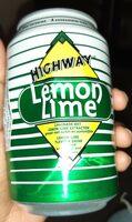 LEMON LIME - Nutrition facts - en