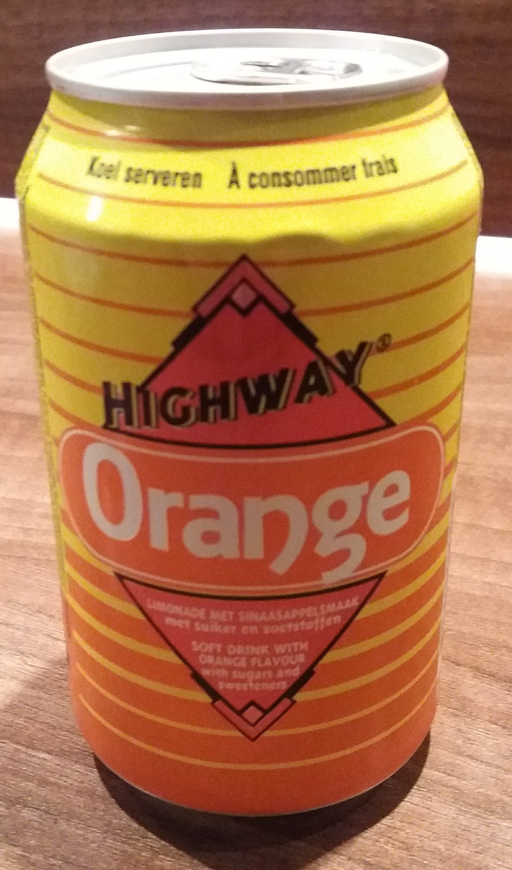 highway orange - Product - nl