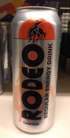 Rodeo Energy Drink - Produit - fr