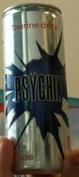 Taurine drink  Psychik - Product