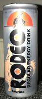 Regular Energy Drink taurine - Product - fr