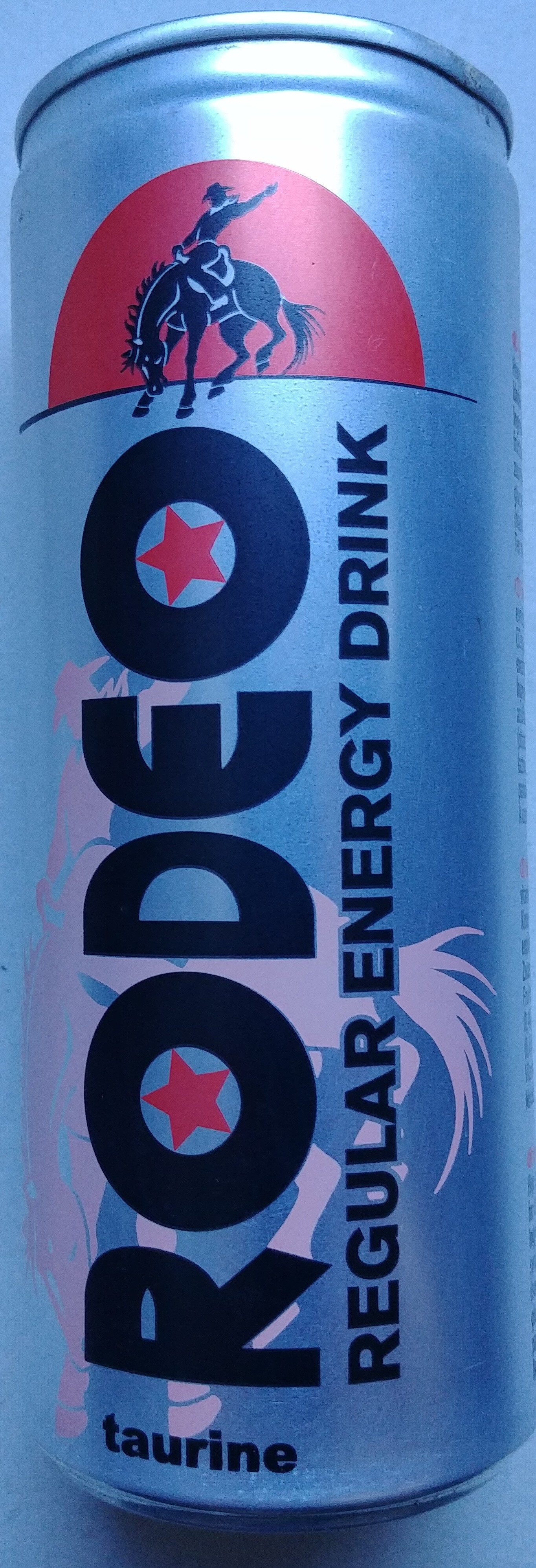 Energiedrank mit toegevoegde vitaminen. - Product