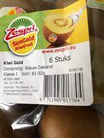 Kiwi Sun gold - Product - nl
