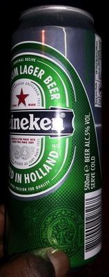 Heineken - Product