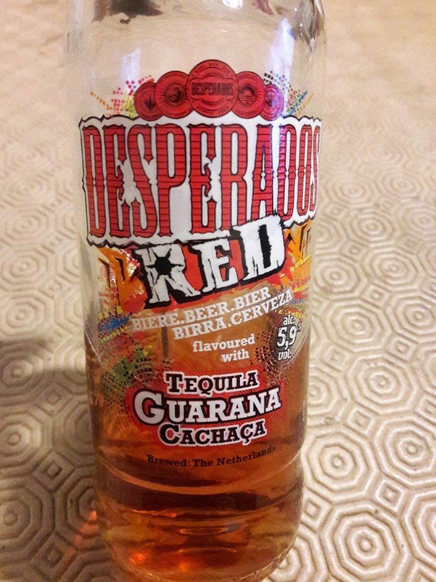 Desperados Red Biere