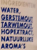 Bier 0,0% - Ingredients - de