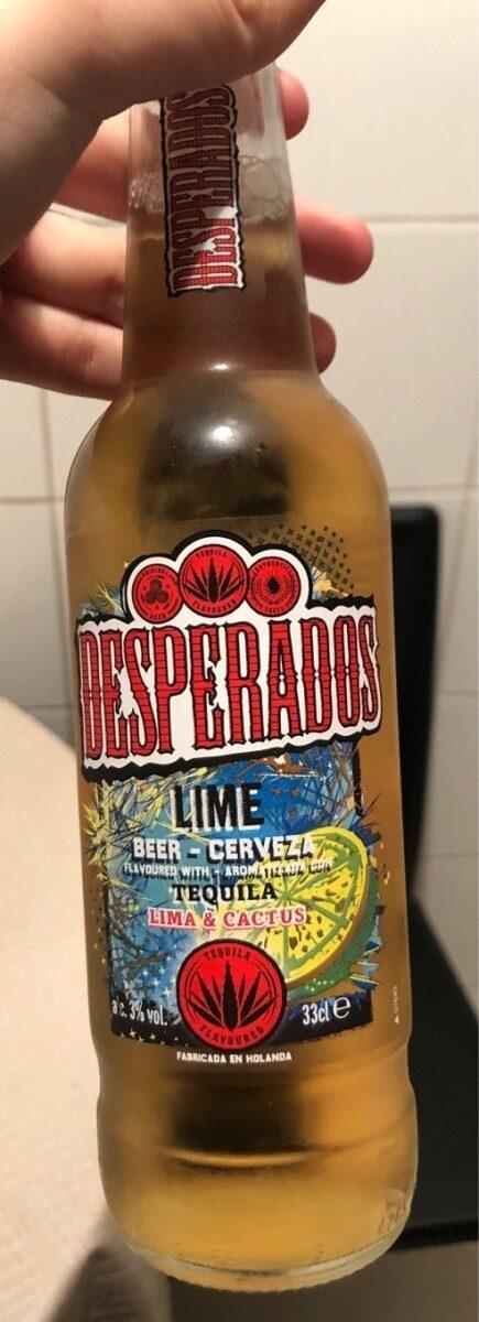 Lime Desperados 33 Dl