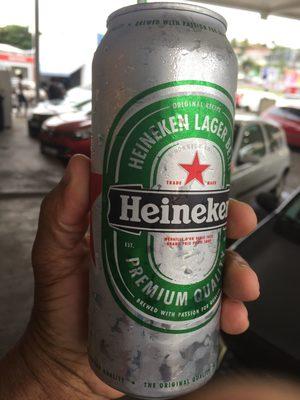 Heineken Beer - Relief Piensa En Verde Club - 2