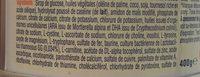 Nutramigen 1 LGG Poudre 400G - Ingrédients - fr