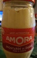 Moutarde de Dijon Fine et Forte - Produit - fr