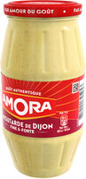 Amora Moutarde de Dijon Fine et Forte Bocal - Produit - fr