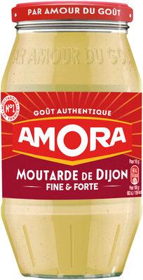 Amora Moutarde de Dijon Fine et Forte Bocal - Prodotto - fr