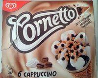 Cornetto Capouccino - Produit
