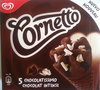 Cornetto - Chocolatissimo (Chocolat Intense) - Product