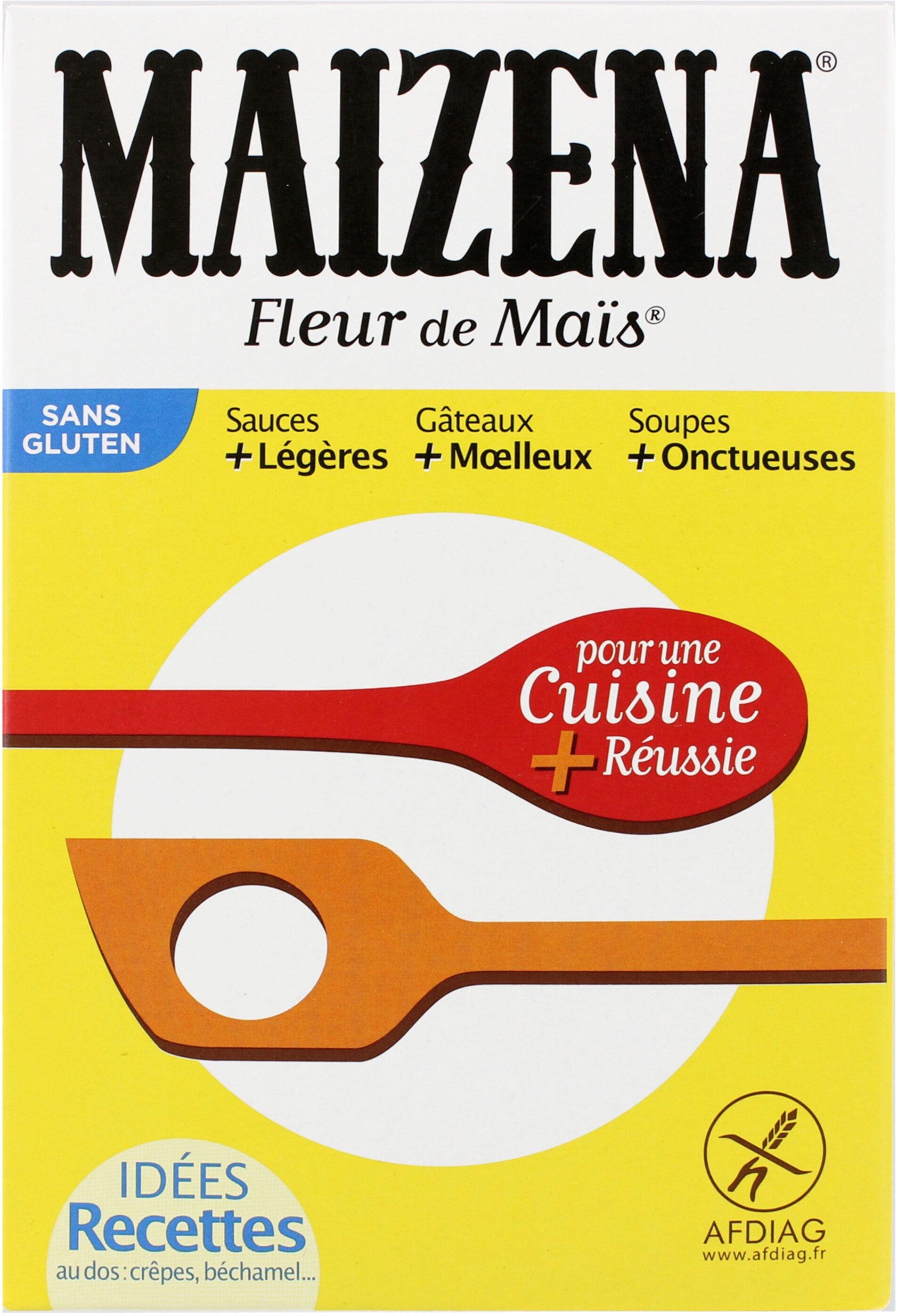 Maïzena Farine de Maïs Sans Gluten - Product - fr