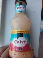 Samba saus - Product