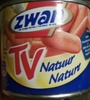 Saucisses ZWAN TV Nature - Product