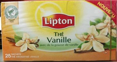 Thé vanille avec de la gousse de vanille - Product