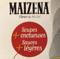 Maizena Fleur de Maïs Sans Gluten Format Familial - Ingrédients - fr