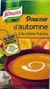 Douceur d'automne à la crème fraîche Knorr - Produit