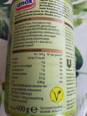champignon ragout - 1