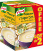 Soupe Liquide Asperges à la Crème Fraîche - Product