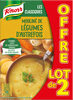Knorr mouliné de légumes d'autrefois 2X1L - Produit