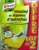 Mouliné de légumes d'autrefois Offre lot de 2  (2 x 1 L) Knorr - Product